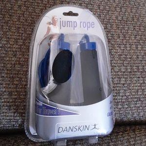 Danskin jump rope